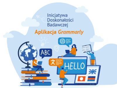 500 darmowych licencji korektora językowego Grammarly